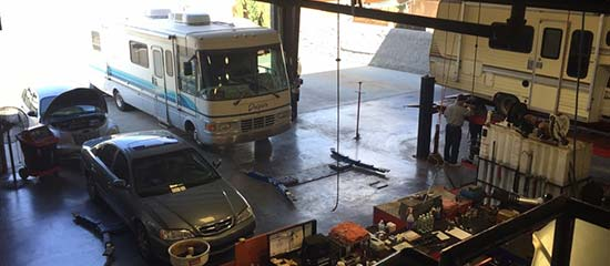 A & B Motors Auto Repair Shop